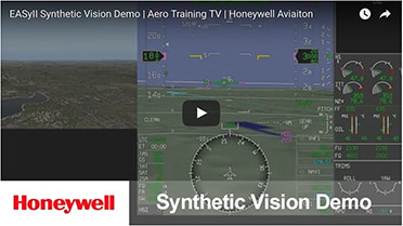 synthetic vision new findings standards and research rh interactive avionicstoday com Honeywell Epic 2 0 Avionics Honeywell Apex Epic